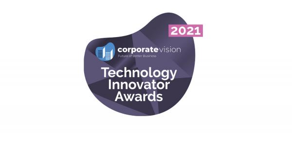Technology Innovator Winner Logo